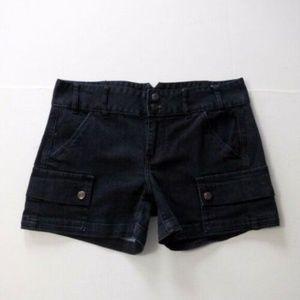 Calvin Klein Jeans Denim Shorts Size 28/6 Mid Rise